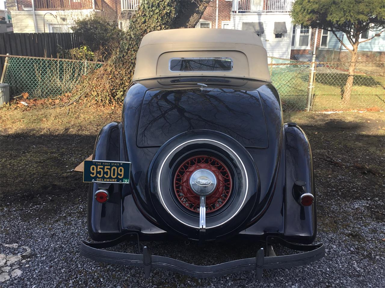 Large Picture of Classic 1935 Ford Cabriolet - $45,000.00 - LSM5