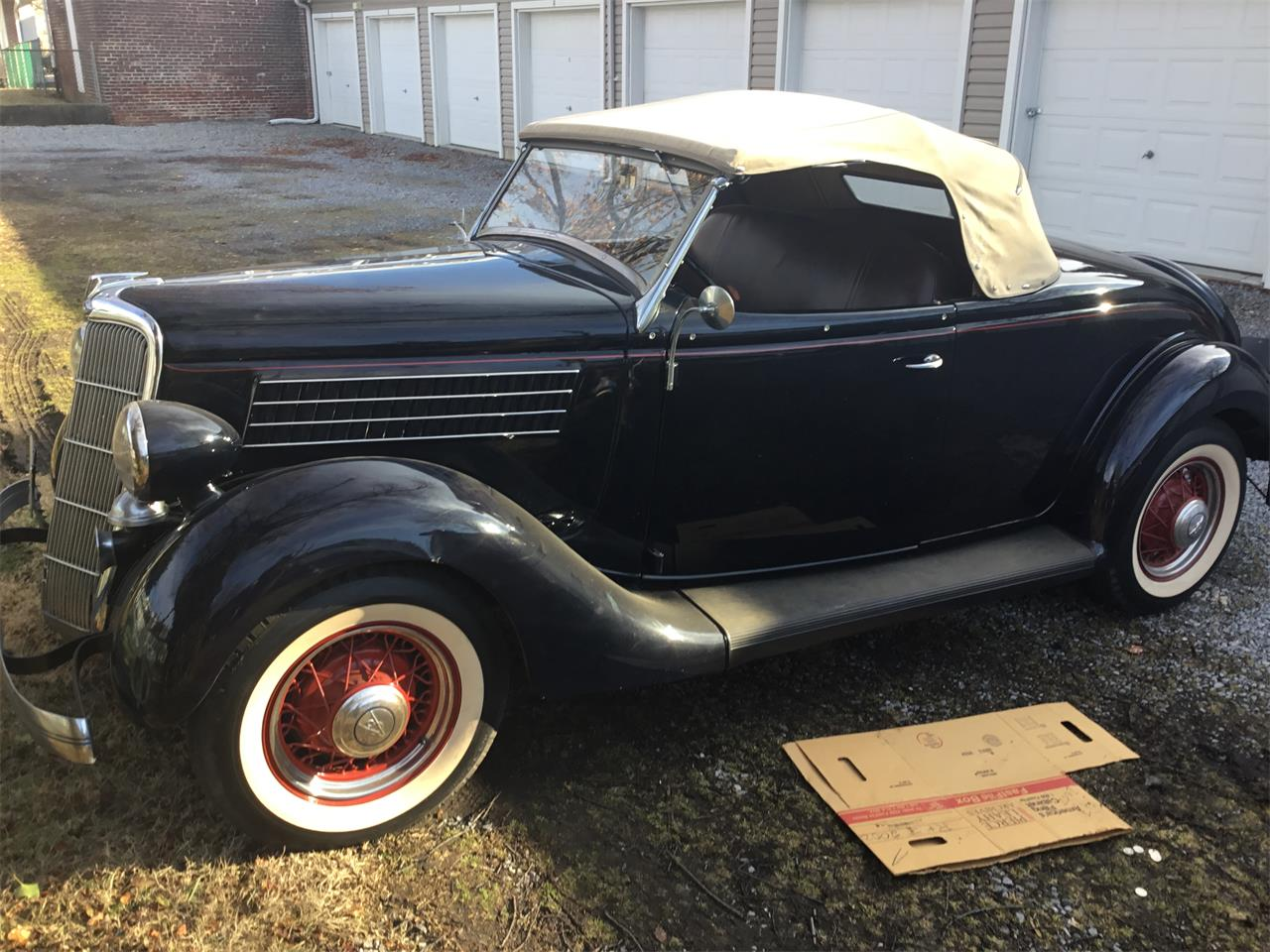 Large Picture of Classic 1935 Cabriolet located in Wilmington Delaware - $45,000.00 - LSM5