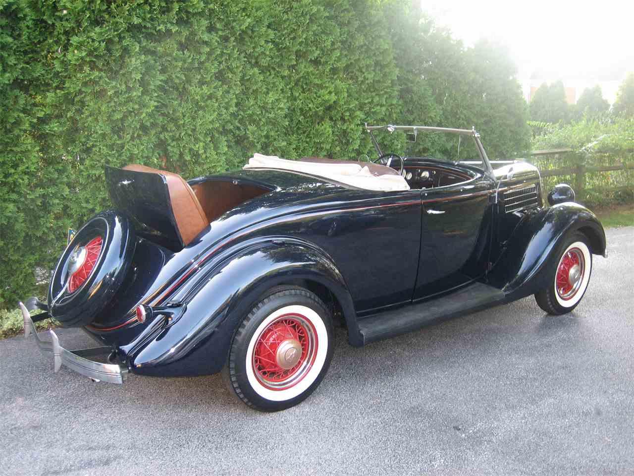 1935 Ford Cabriolet for Sale | ClassicCars.com | CC-1016861