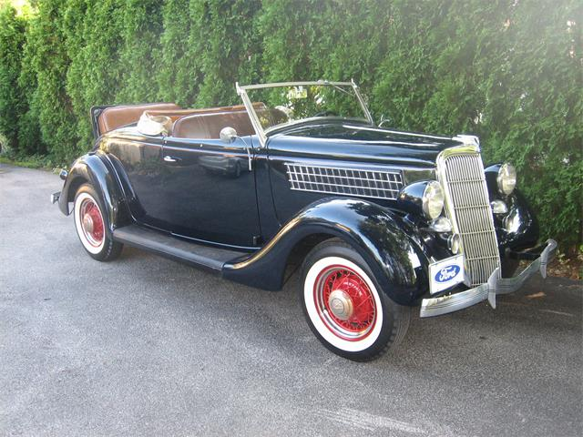 Picture of '35 Cabriolet - LSM5