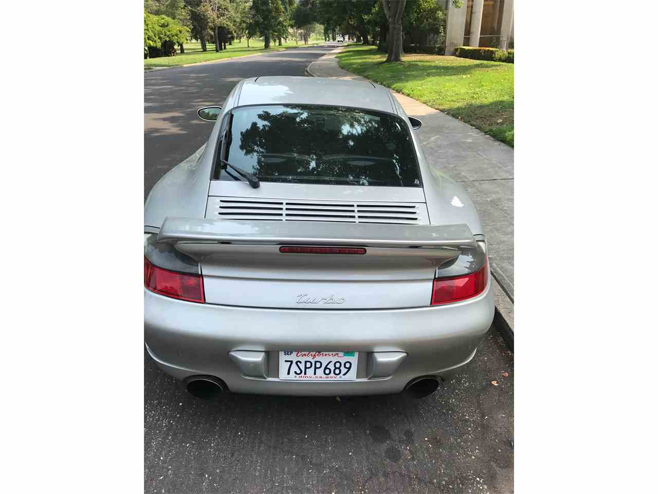 Large Picture of '02 911 Turbo - LSM8