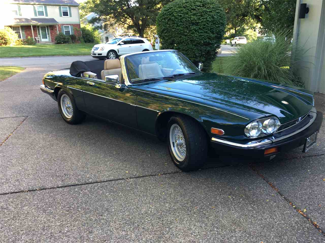 Large Picture of '91 XJS - LSMD