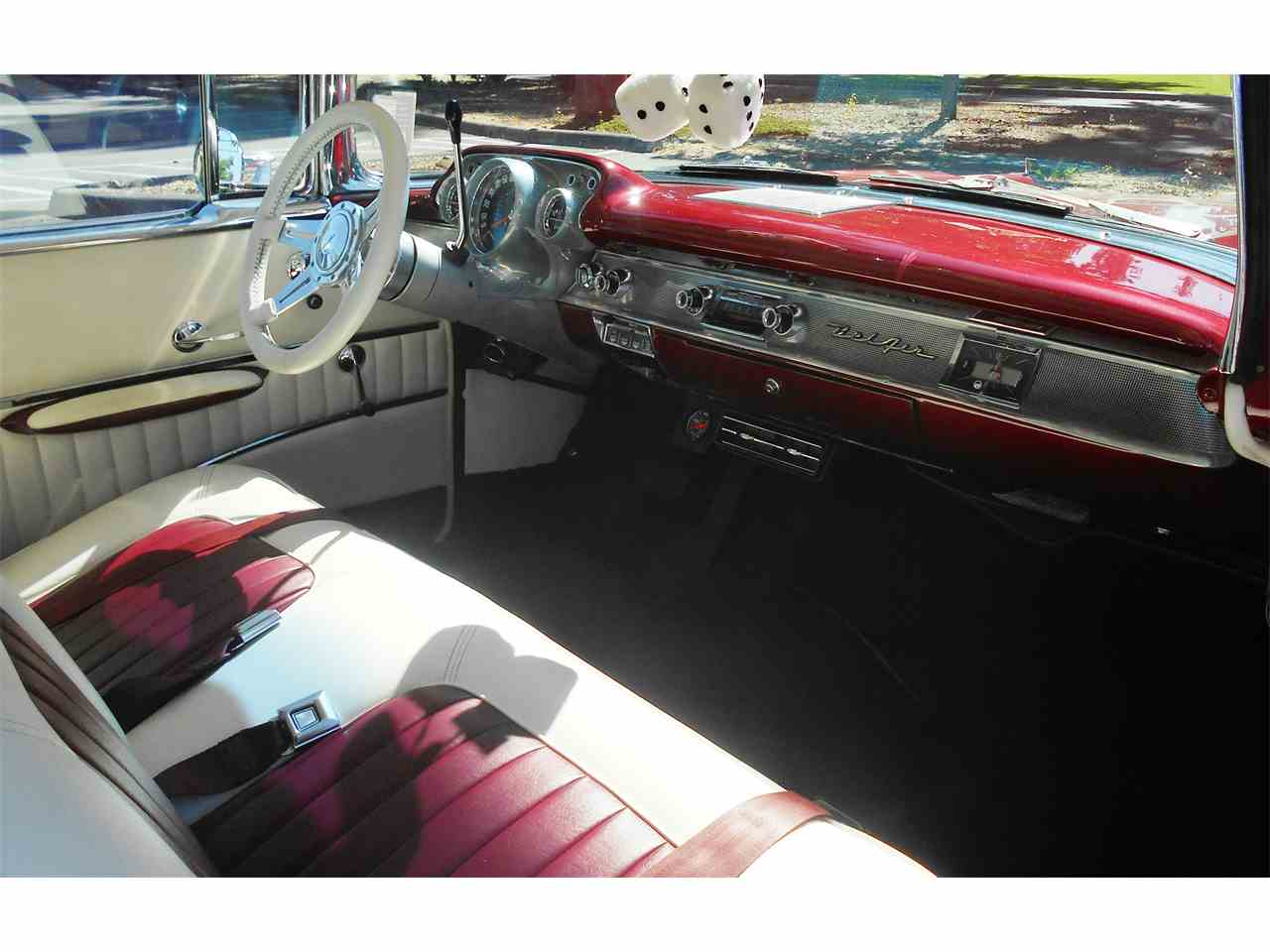 Large Picture of '57 Bel Air - LSMF
