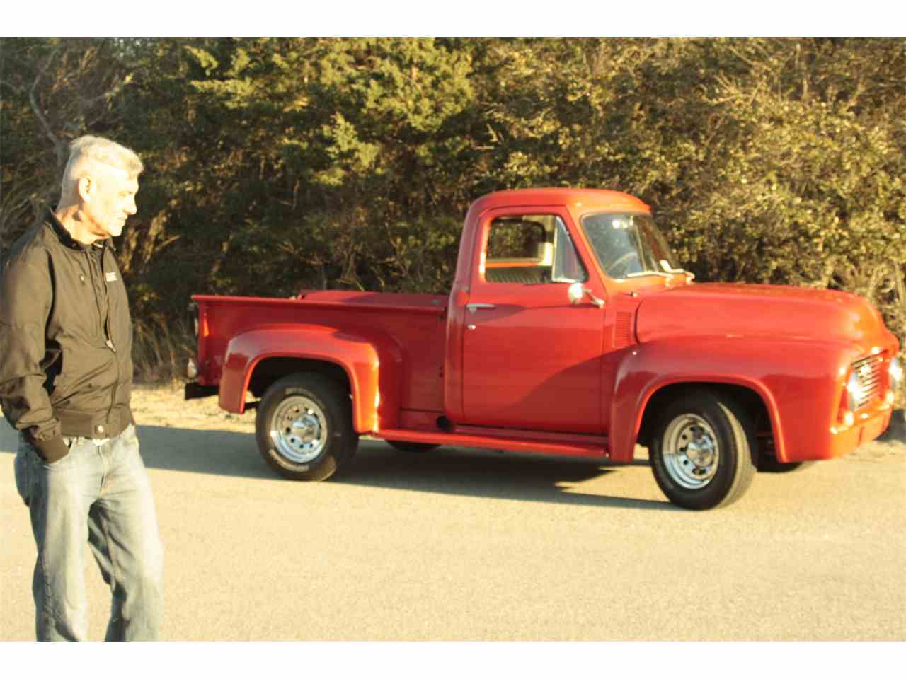 Large Picture of '54 F100 - LSMG