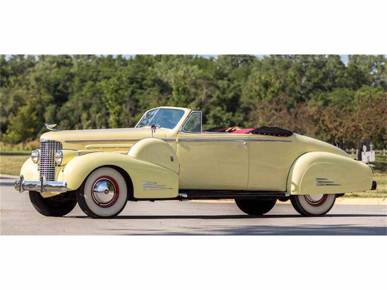 1938 Cadillac V16 for Sale | ClicCars.com | CC-1016882
