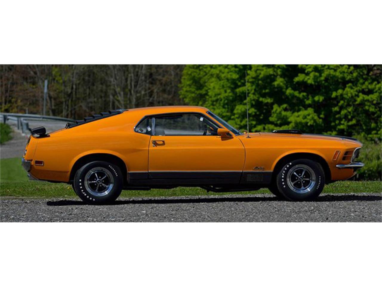 Large Picture of '70 Mustang Mach 1 - LSMT