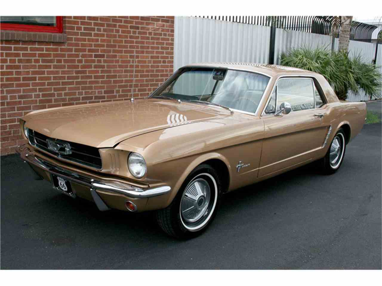 1965 Ford Mustang for Sale | ClassicCars.com | CC-1016889