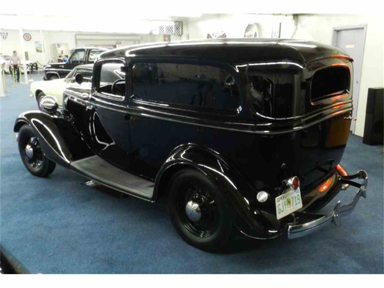 Large Picture of '34 V8 - LSMZ