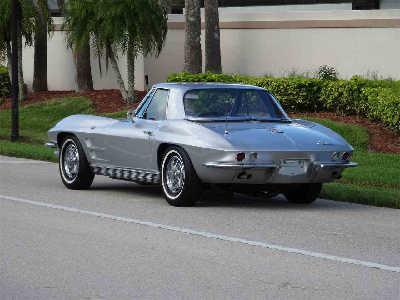 Large Picture of '63 Chevrolet Corvette located in Florida Offered by a Private Seller - LSN0