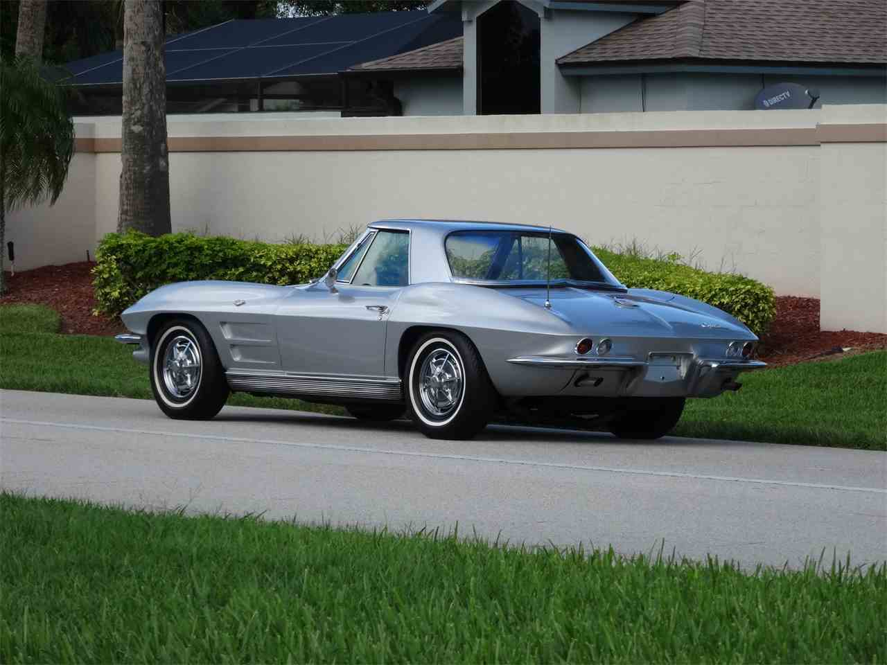Large Picture of Classic '63 Chevrolet Corvette - $82,000.00 Offered by a Private Seller - LSN0