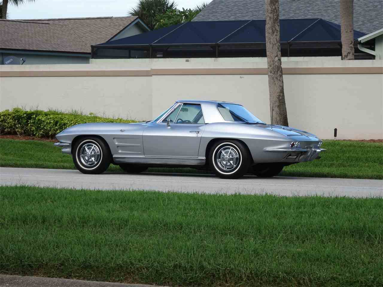 Large Picture of 1963 Corvette located in Davie Florida Offered by a Private Seller - LSN0