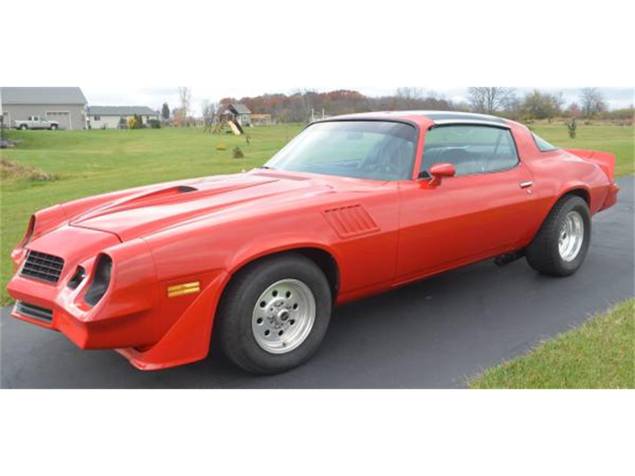 Large Picture of '79 Camaro Z28 - LSN1