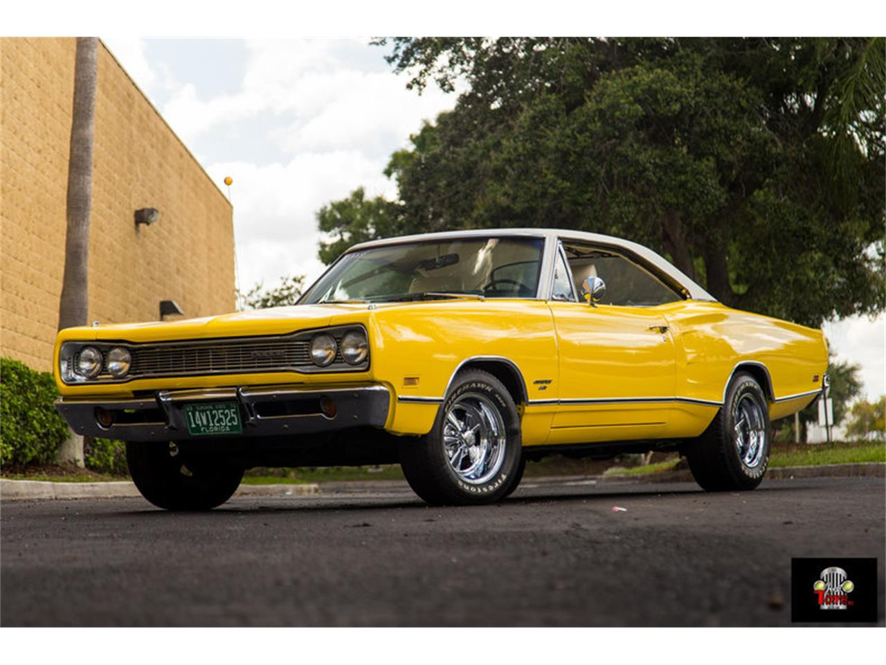 Large Picture of Classic 1969 Coronet 440 Offered by Just Toys Classic Cars - LSNA
