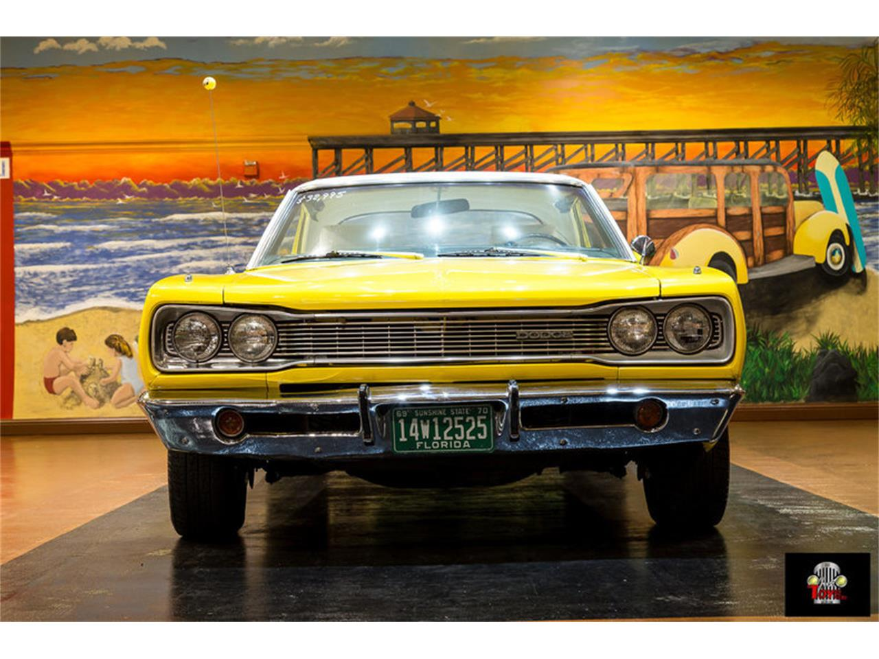 Large Picture of 1969 Dodge Coronet 440 located in Orlando Florida Offered by Just Toys Classic Cars - LSNA