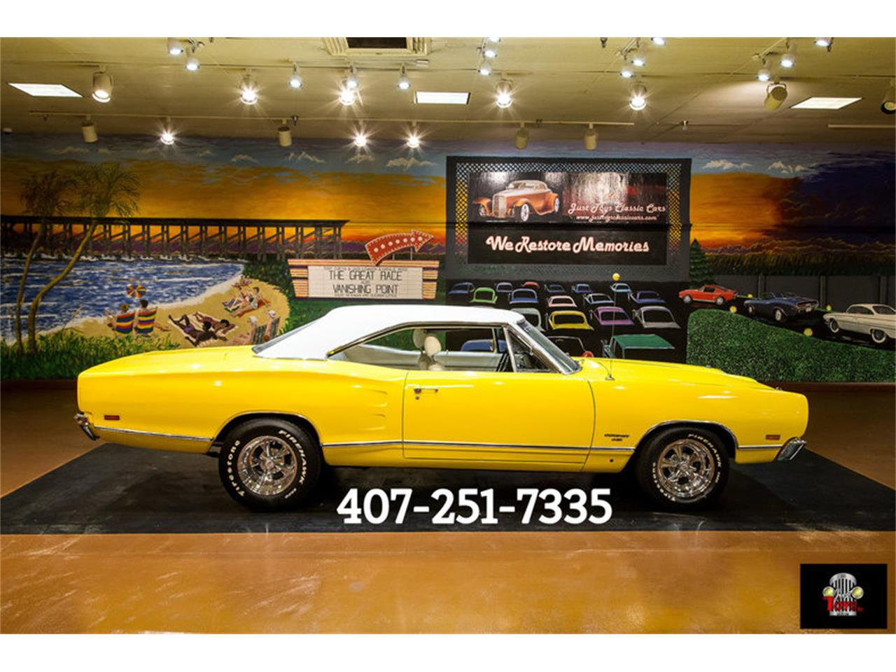 Large Picture of 1969 Dodge Coronet 440 - LSNA