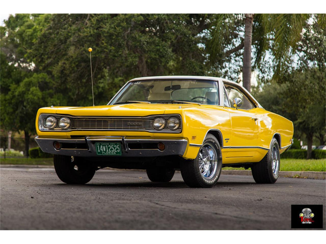 Large Picture of '69 Dodge Coronet 440 located in Orlando Florida Offered by Just Toys Classic Cars - LSNA