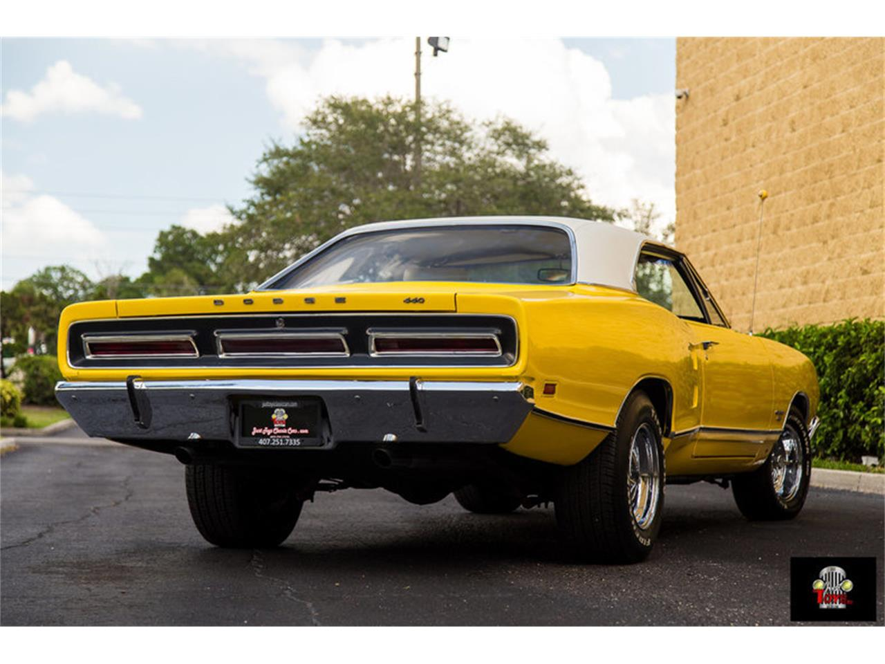 Large Picture of Classic 1969 Coronet 440 located in Florida - LSNA