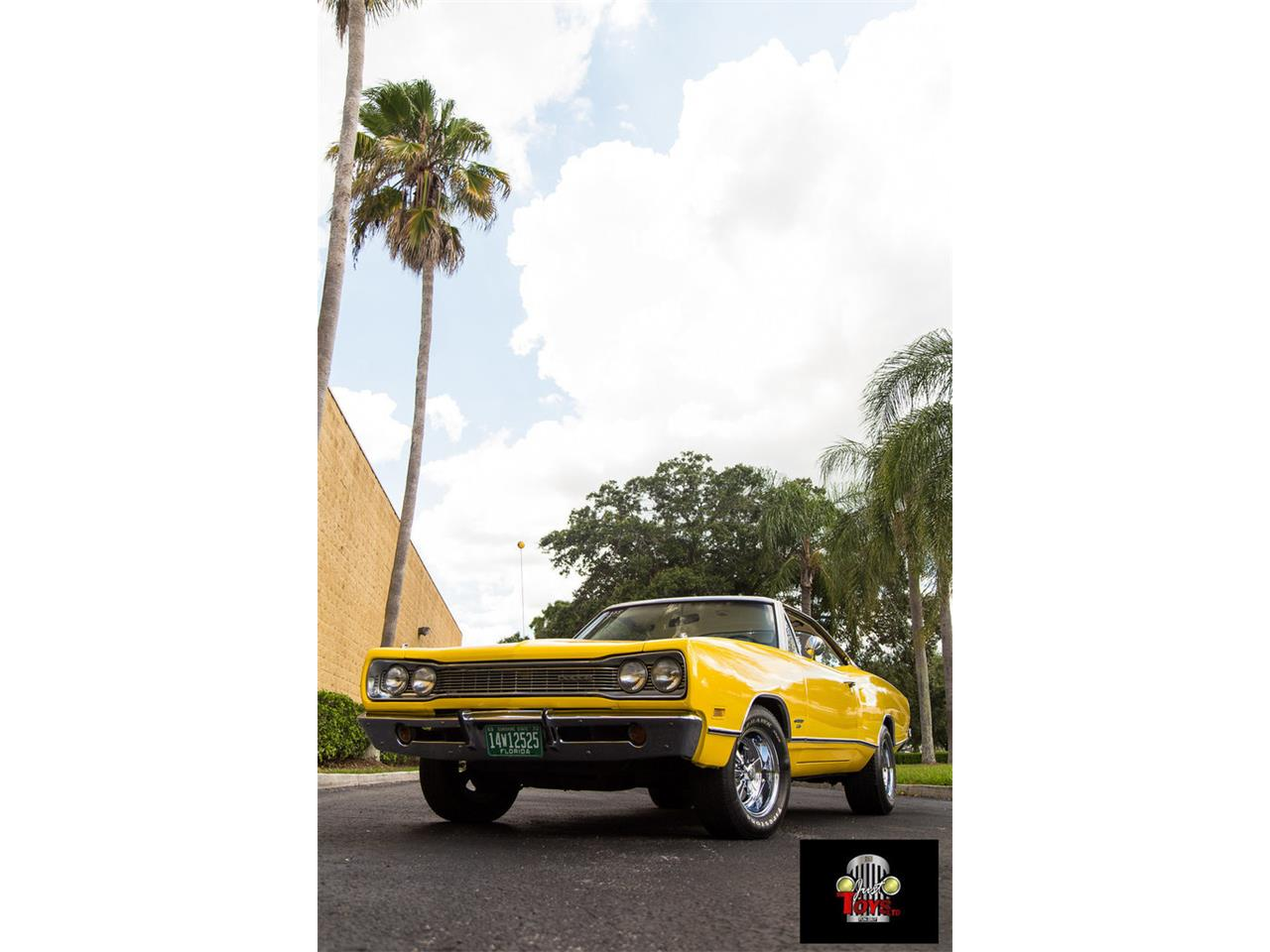 Large Picture of Classic '69 Dodge Coronet 440 located in Florida - LSNA