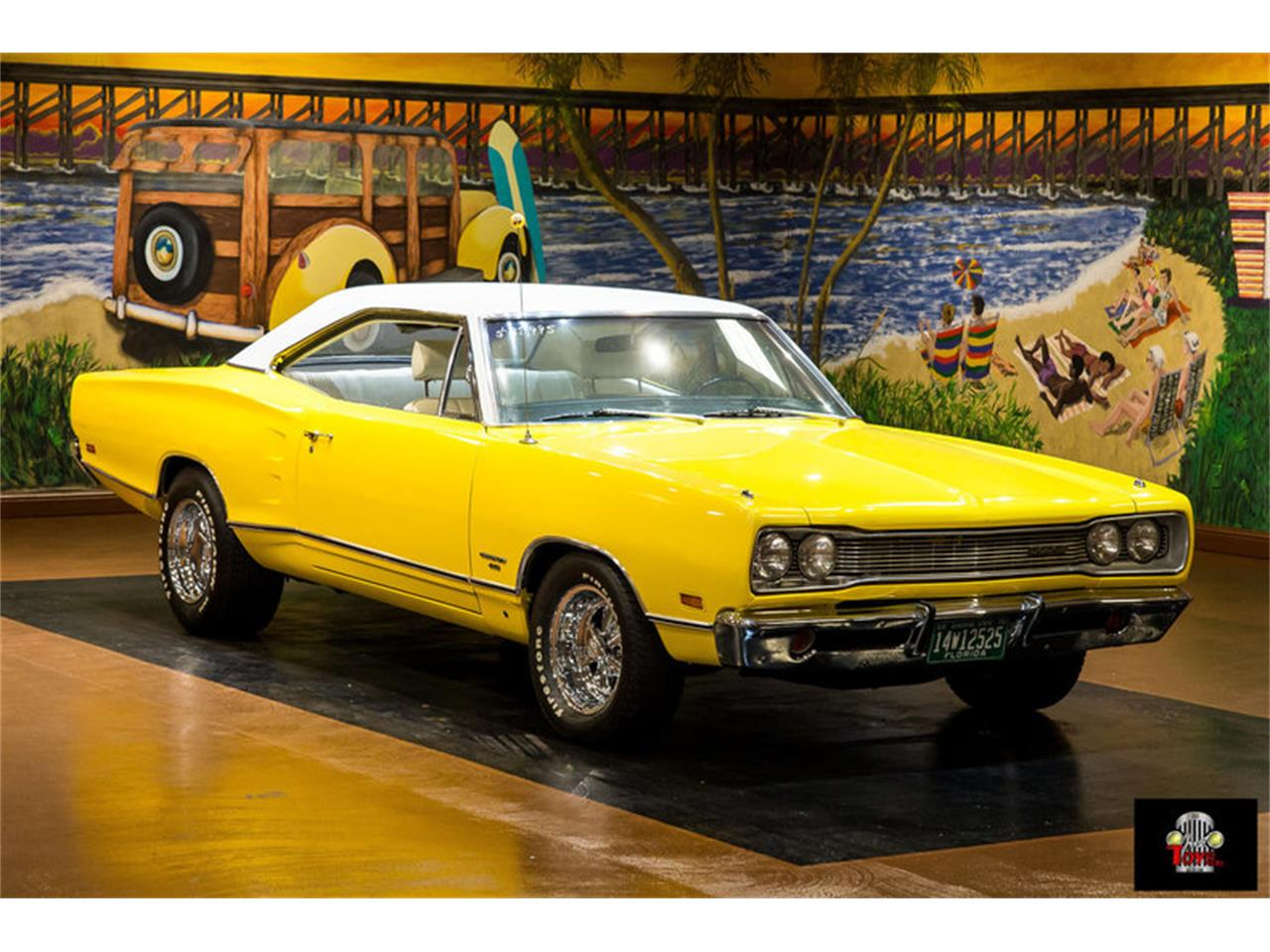 Large Picture of Classic 1969 Coronet 440 located in Orlando Florida - $29,995.00 - LSNA