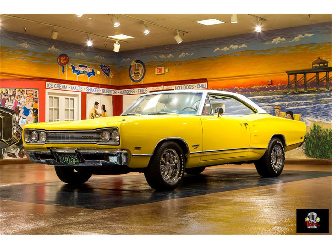 Large Picture of Classic '69 Dodge Coronet 440 located in Orlando Florida - LSNA
