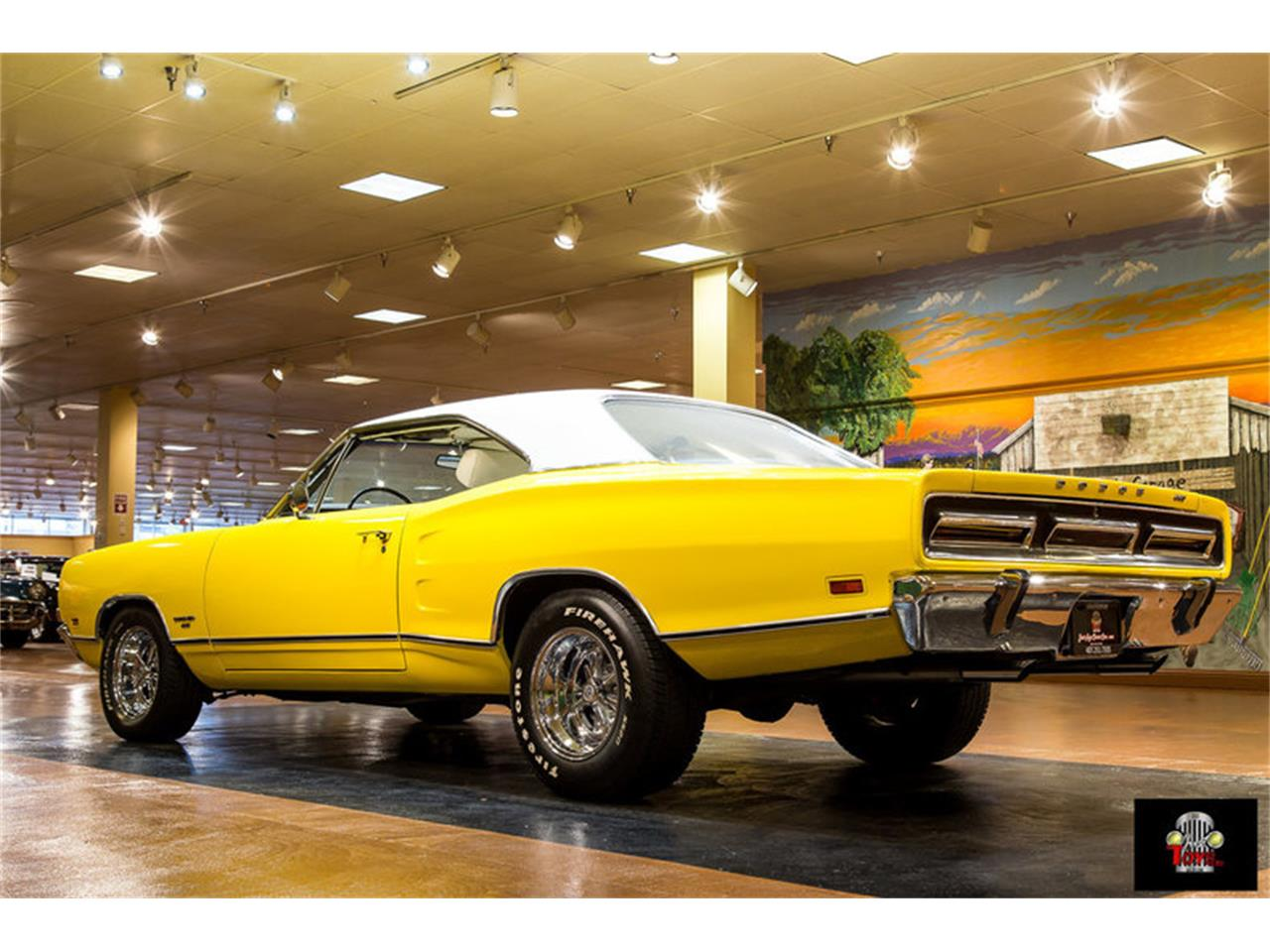 Large Picture of 1969 Coronet 440 located in Orlando Florida Offered by Just Toys Classic Cars - LSNA