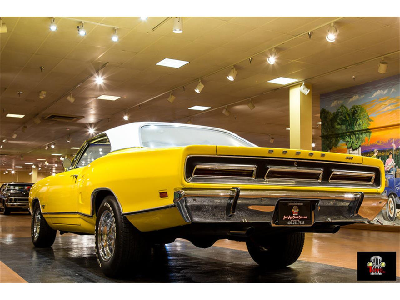 Large Picture of Classic 1969 Coronet 440 located in Florida - $29,995.00 Offered by Just Toys Classic Cars - LSNA
