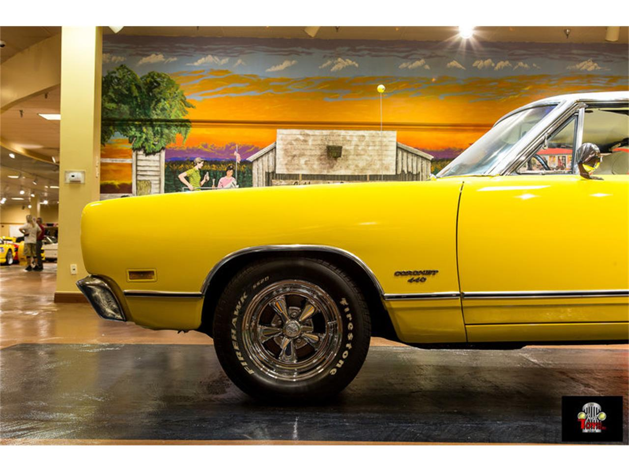 Large Picture of Classic '69 Coronet 440 located in Orlando Florida - LSNA
