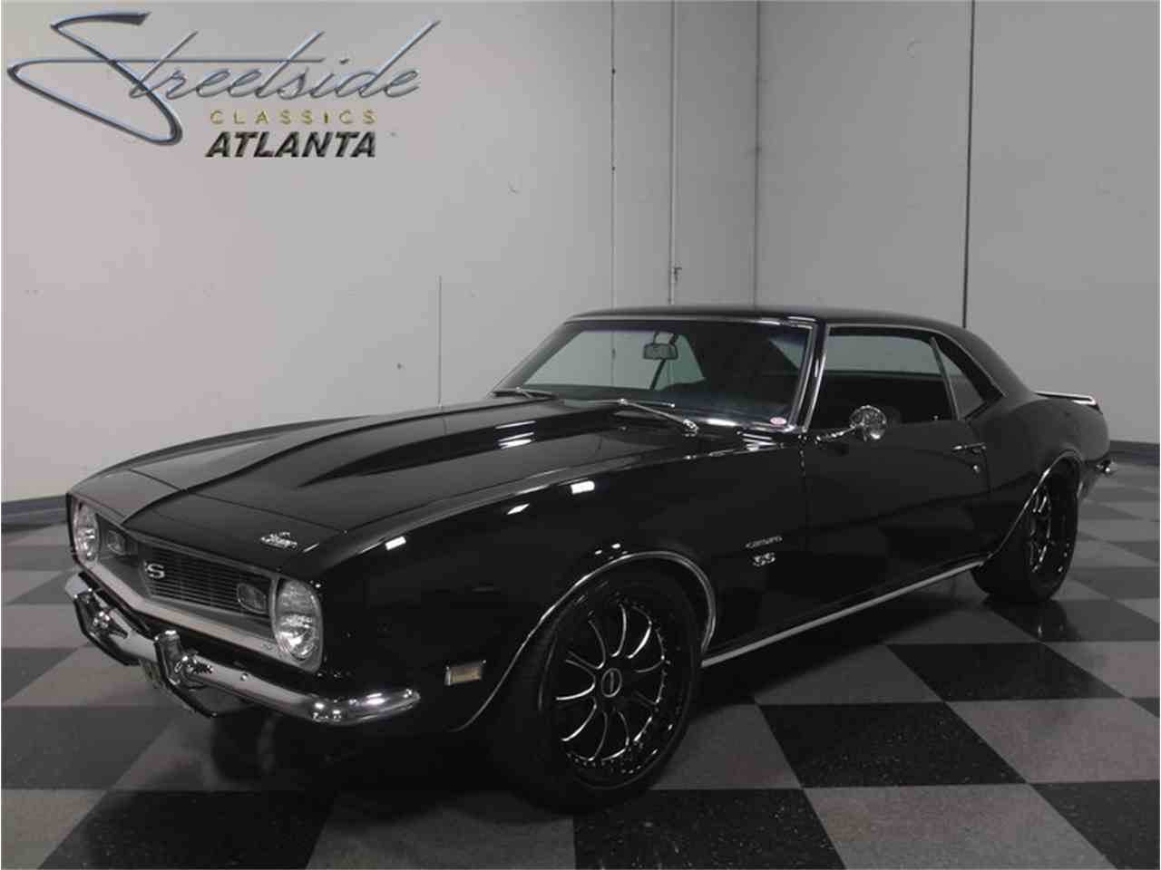 Large Picture of Classic 1968 Camaro located in Lithia Springs Georgia - $49,995.00 Offered by Streetside Classics - Atlanta - LSNC
