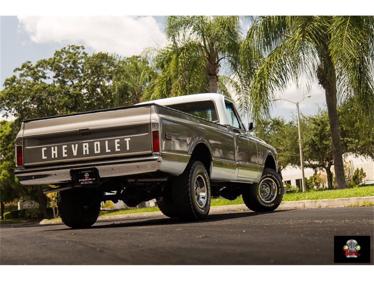 Large Picture of Classic 1970 CST 10 located in Florida - $39,995.00 - LSND
