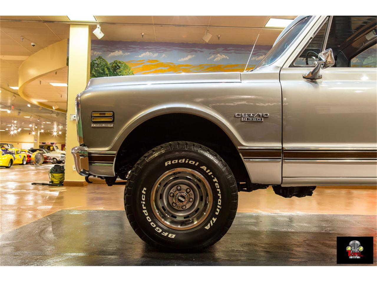 Large Picture of 1970 Chevrolet CST 10 located in Florida - $39,995.00 Offered by Just Toys Classic Cars - LSND