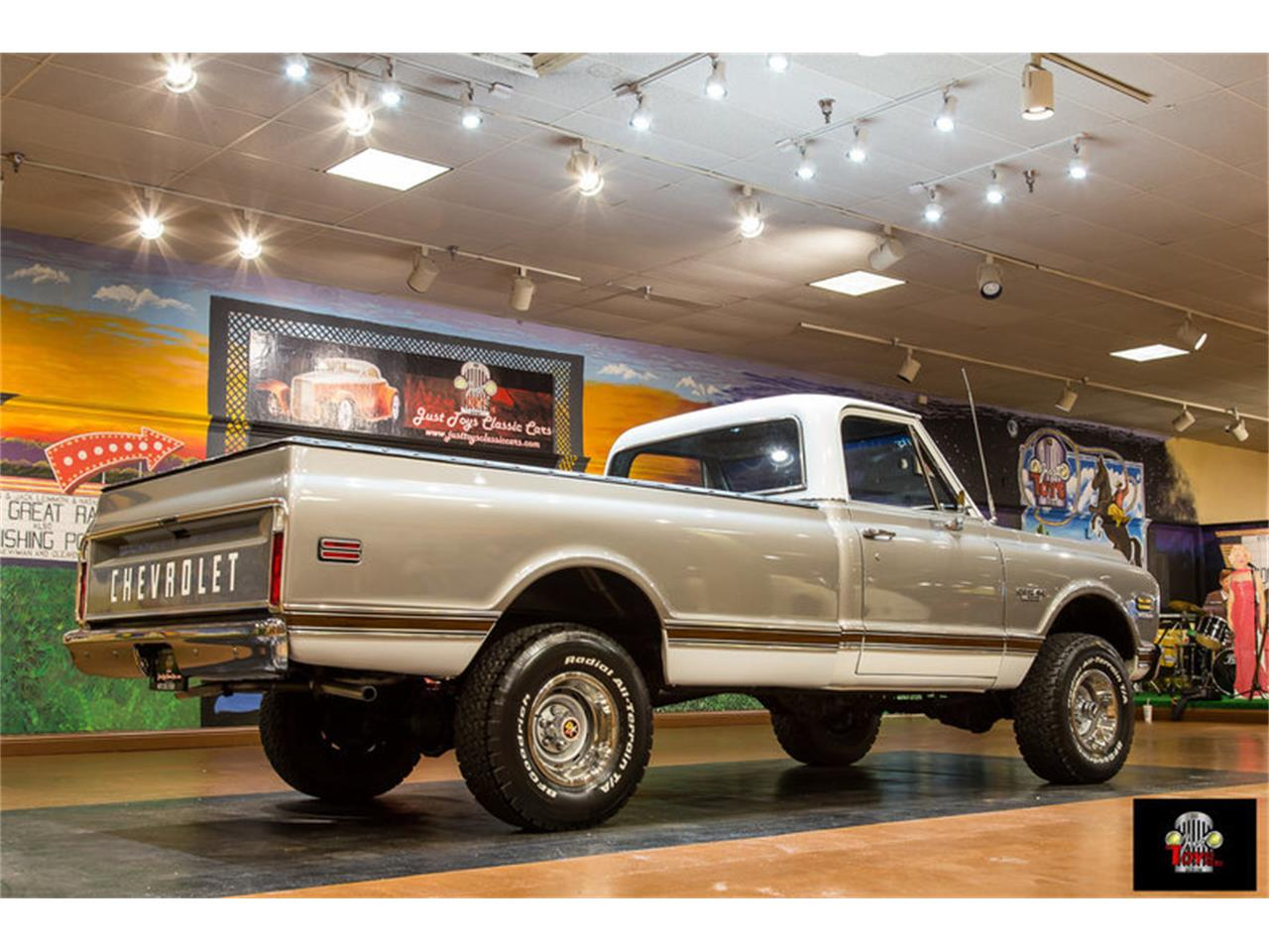 Large Picture of '70 CST 10 located in Orlando Florida - $39,995.00 Offered by Just Toys Classic Cars - LSND