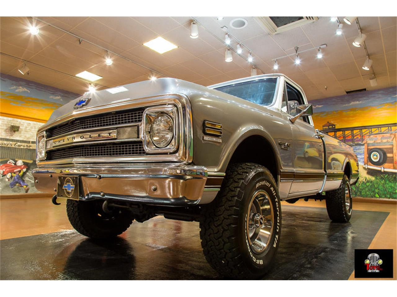 Large Picture of Classic 1970 Chevrolet CST 10 - LSND