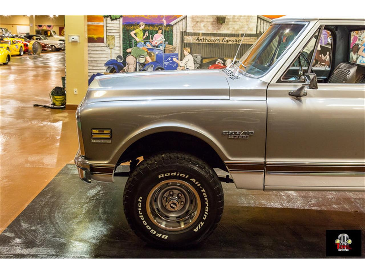 Large Picture of 1970 Chevrolet CST 10 - LSND