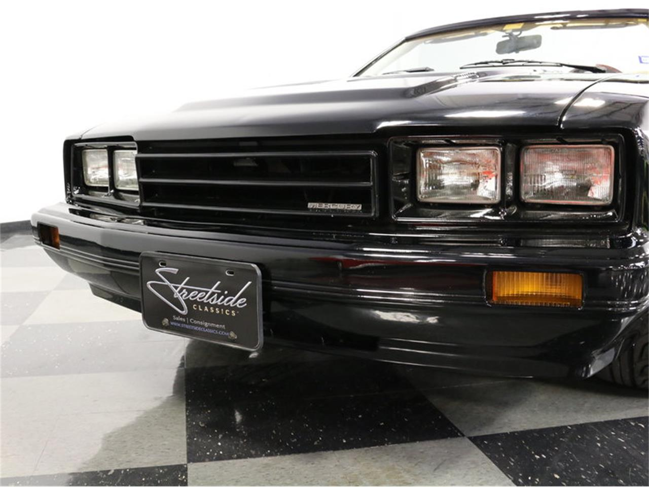 Large Picture of '85 Capri - LSNF