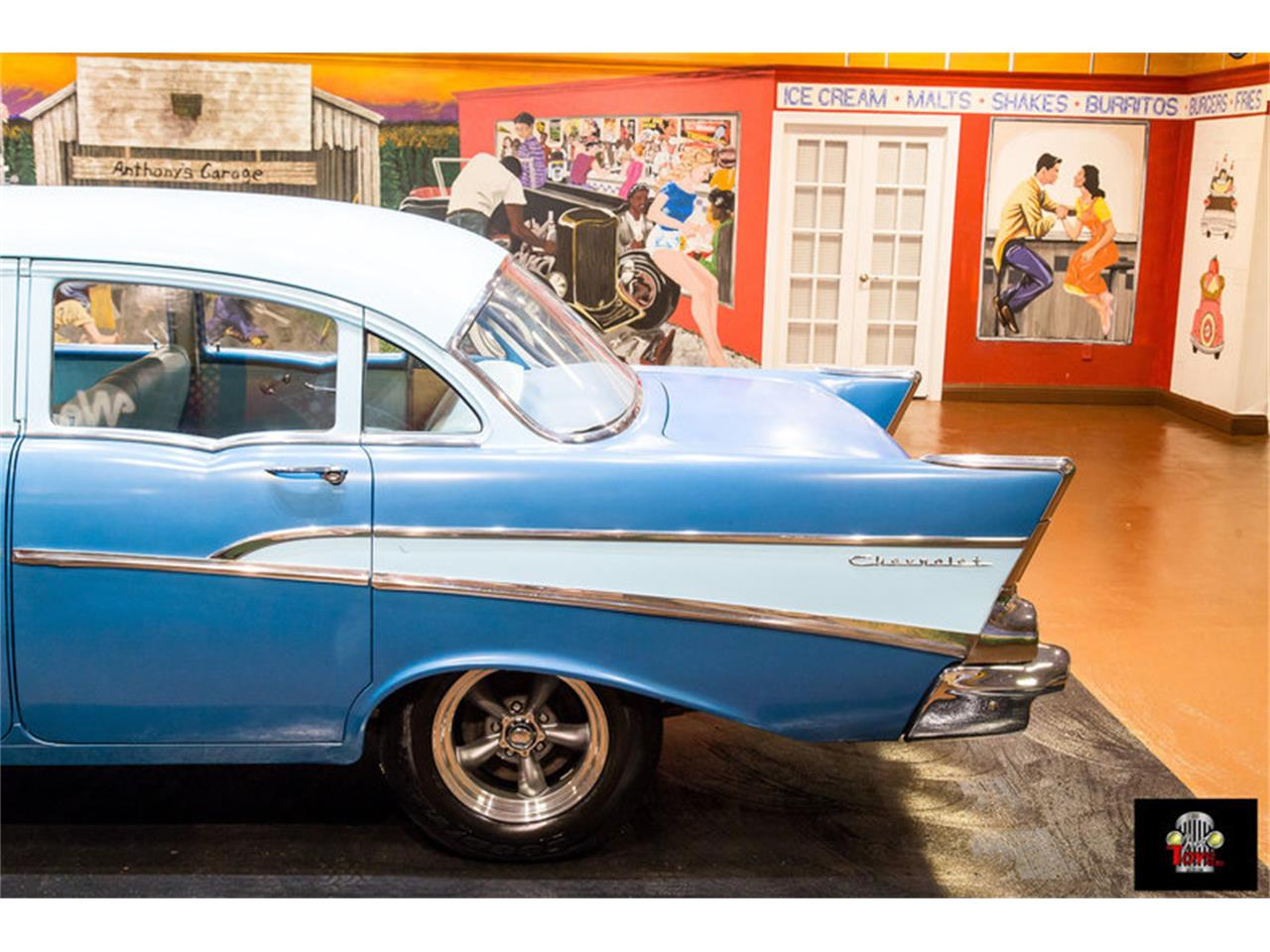 Large Picture of 1957 210 located in Orlando Florida Offered by Just Toys Classic Cars - LSNN