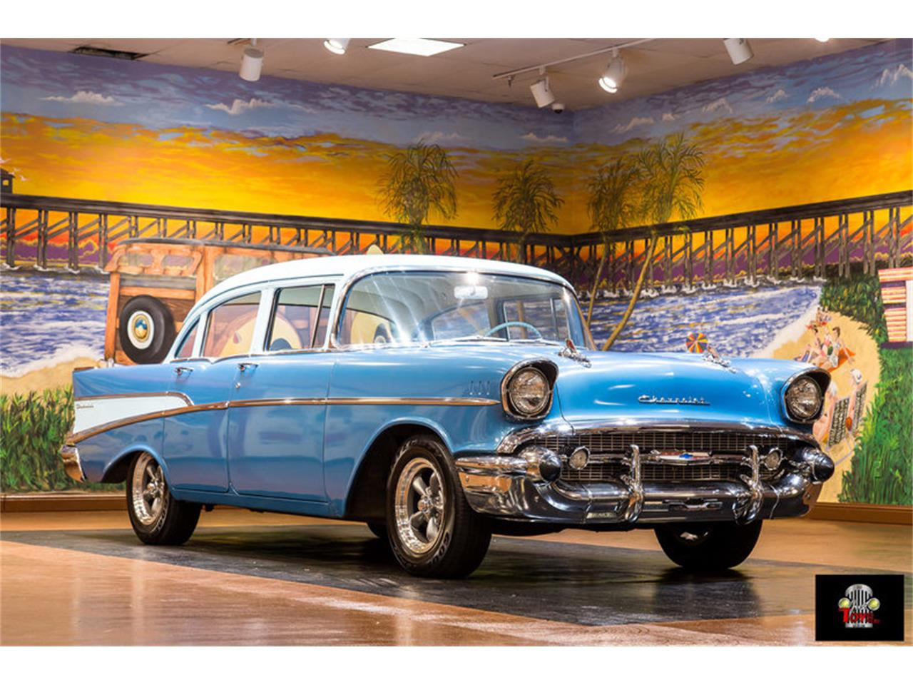 Large Picture of Classic '57 Chevrolet 210 located in Florida - LSNN