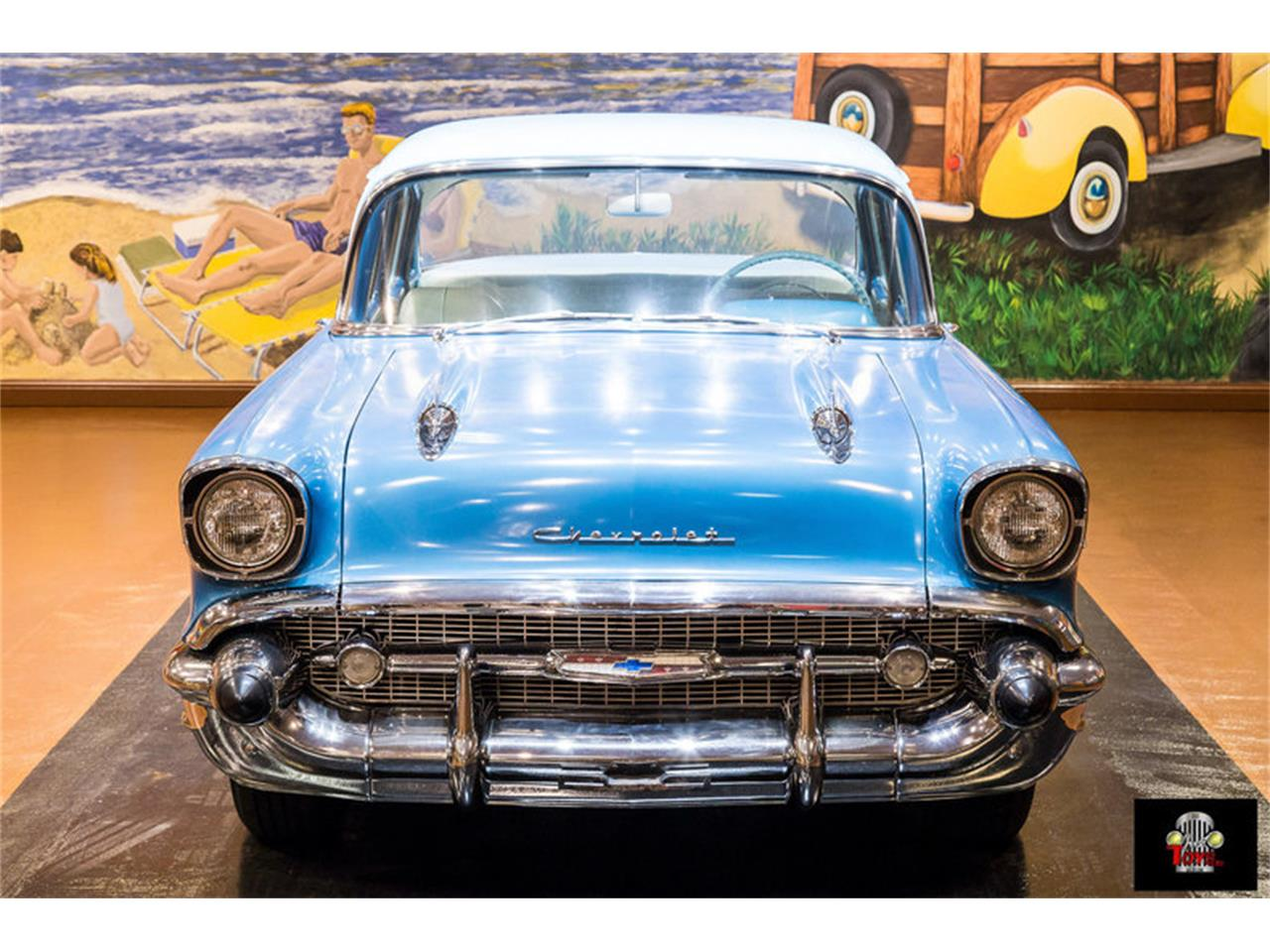 Large Picture of Classic '57 Chevrolet 210 Offered by Just Toys Classic Cars - LSNN