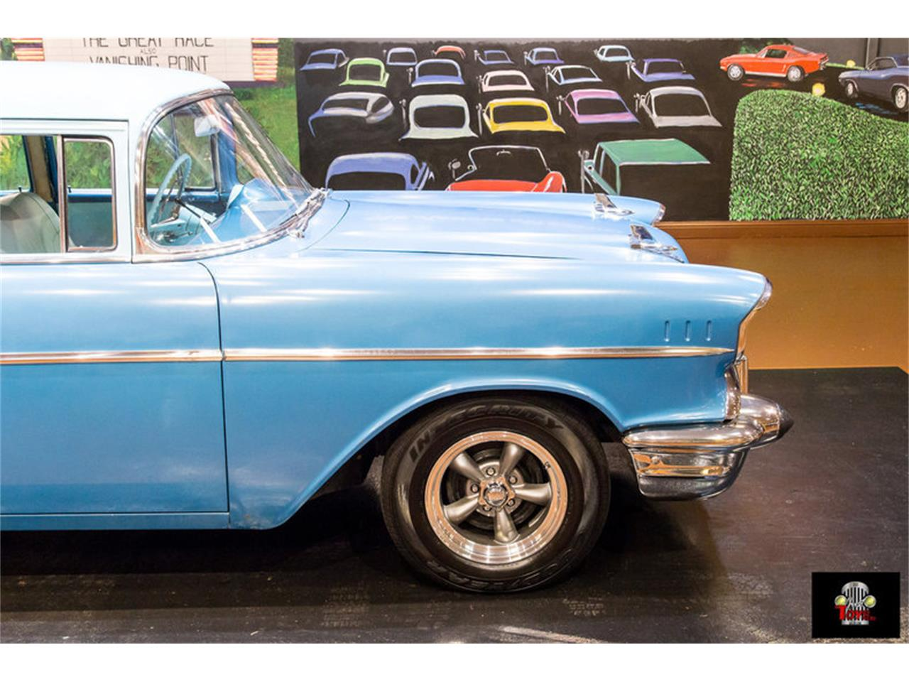 Large Picture of Classic 1957 Chevrolet 210 Offered by Just Toys Classic Cars - LSNN
