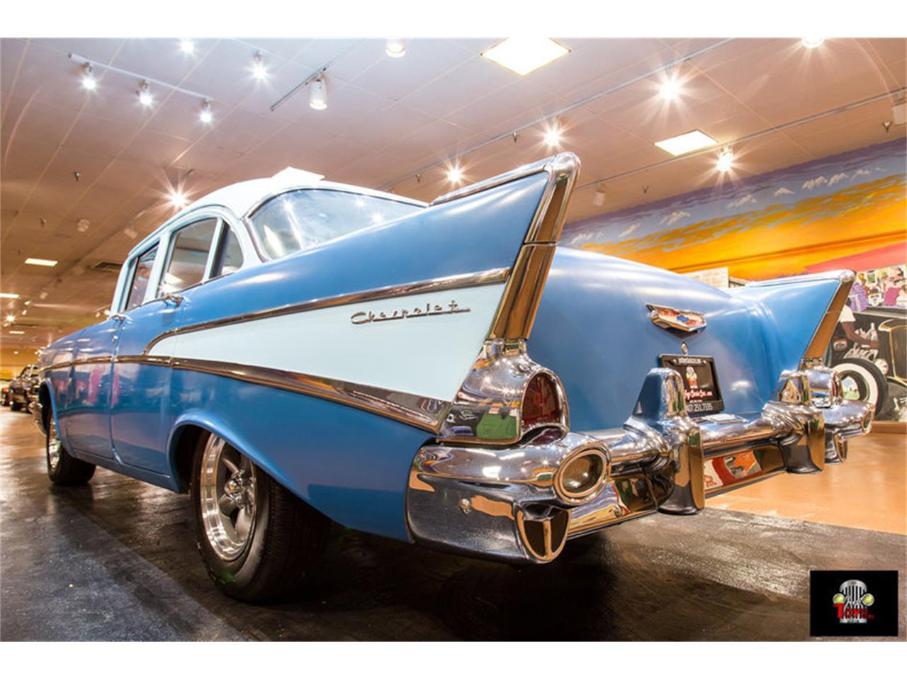 Large Picture of 1957 Chevrolet 210 - LSNN