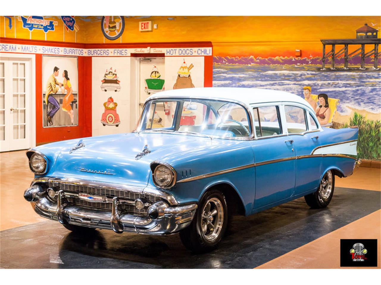 Large Picture of 1957 Chevrolet 210 located in Orlando Florida - LSNN