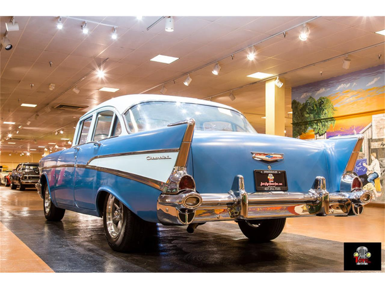 Large Picture of Classic 1957 Chevrolet 210 located in Orlando Florida - $19,995.00 - LSNN