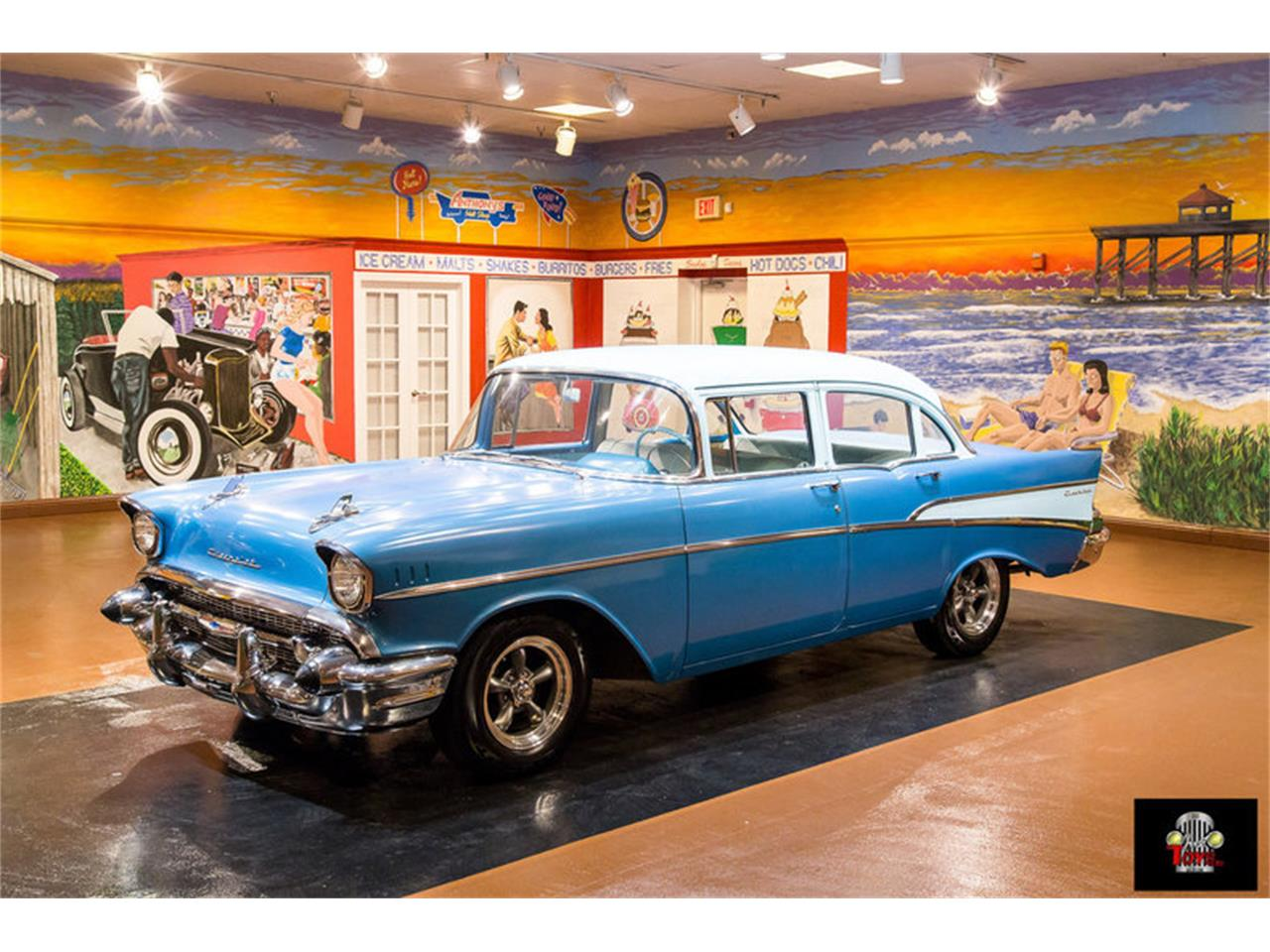 Large Picture of '57 210 located in Florida Offered by Just Toys Classic Cars - LSNN