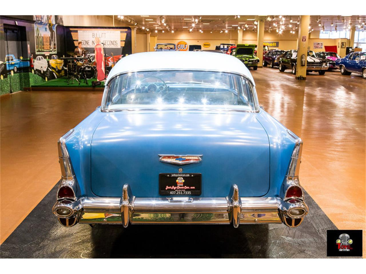 Large Picture of Classic 1957 Chevrolet 210 located in Orlando Florida - $19,995.00 Offered by Just Toys Classic Cars - LSNN