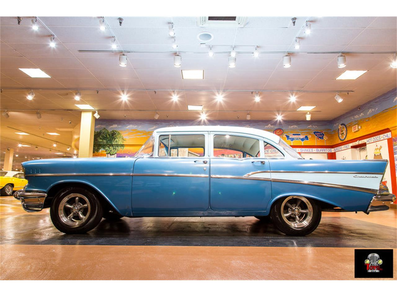 Large Picture of Classic 1957 210 located in Orlando Florida Offered by Just Toys Classic Cars - LSNN