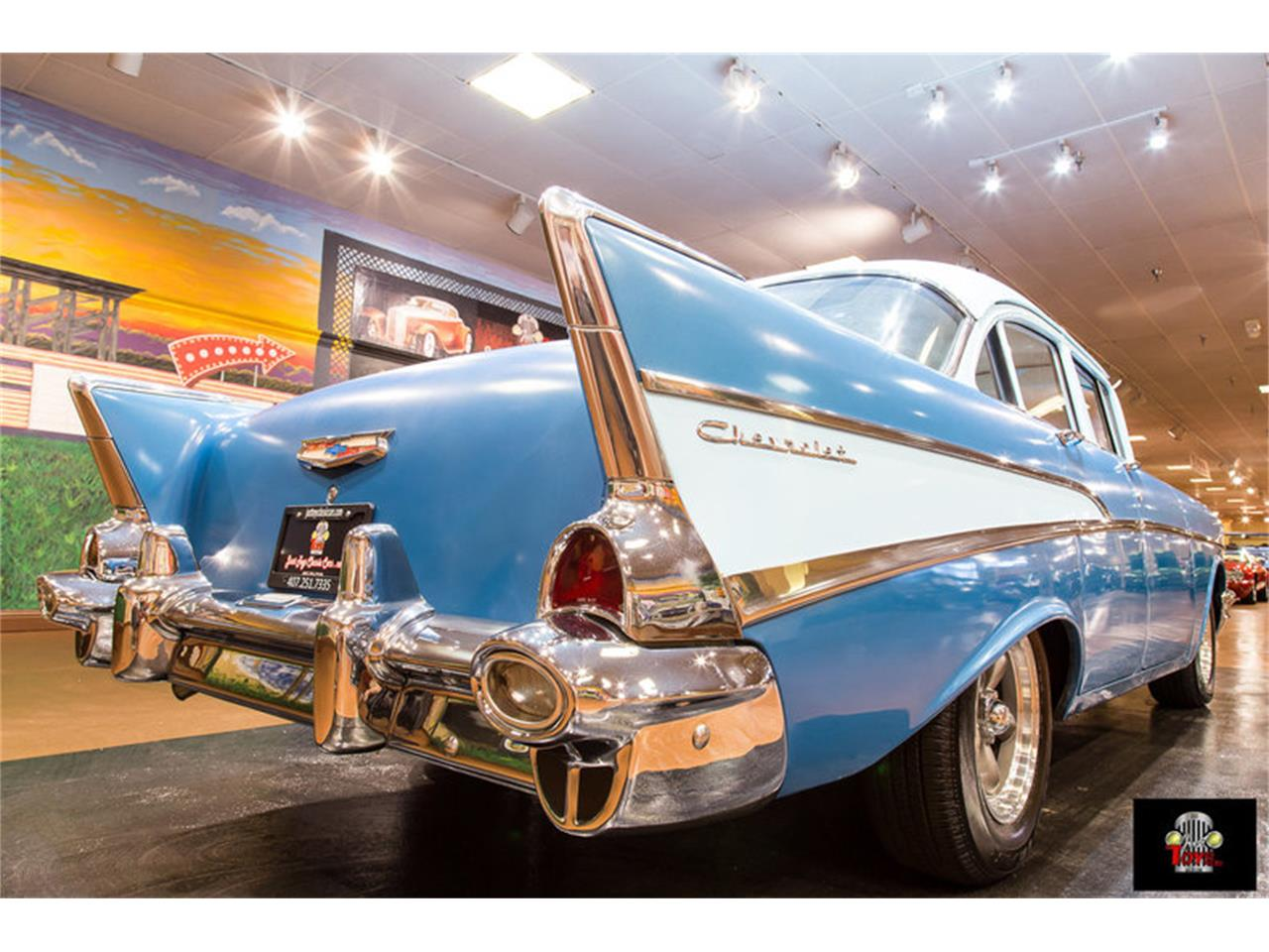 Large Picture of Classic 1957 Chevrolet 210 - LSNN