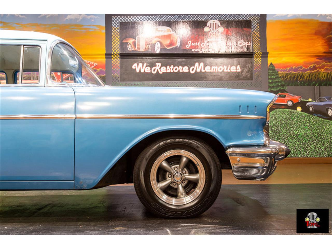 Large Picture of 1957 Chevrolet 210 Offered by Just Toys Classic Cars - LSNN