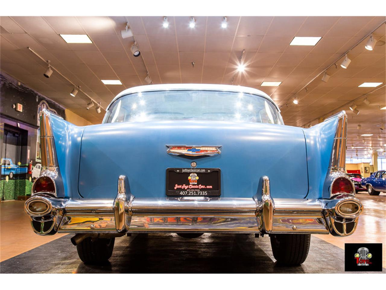 Large Picture of '57 Chevrolet 210 - $19,995.00 Offered by Just Toys Classic Cars - LSNN