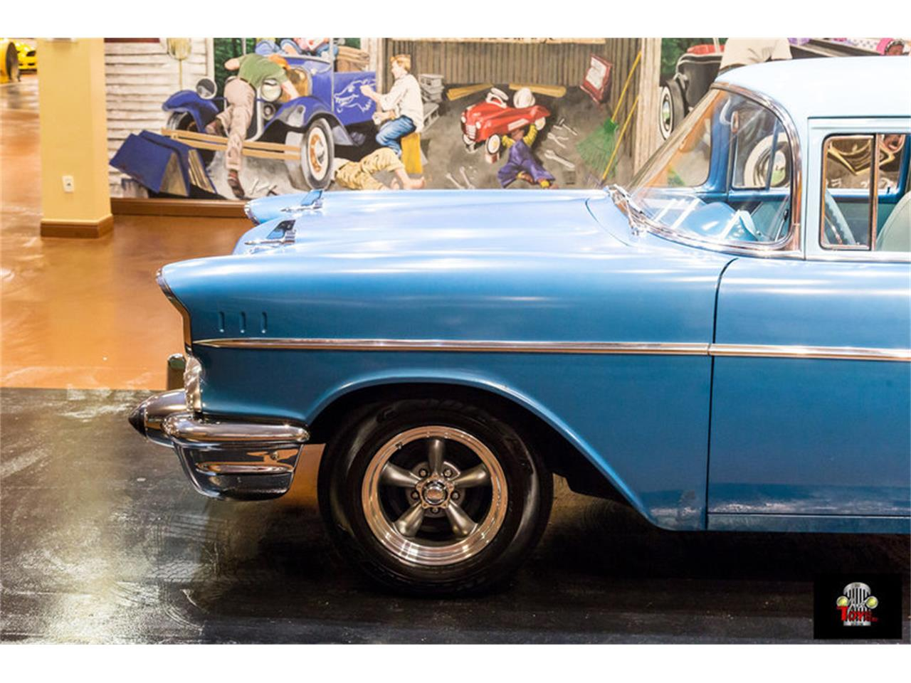 Large Picture of 1957 210 located in Florida Offered by Just Toys Classic Cars - LSNN