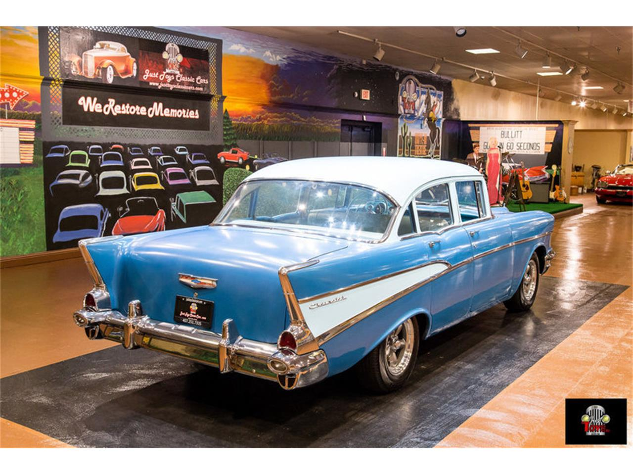Large Picture of Classic '57 Chevrolet 210 located in Orlando Florida - LSNN