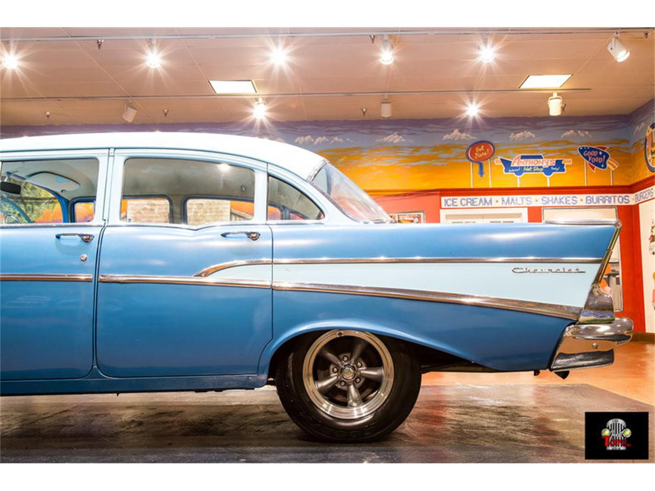 Large Picture of 1957 Chevrolet 210 located in Orlando Florida - $19,995.00 Offered by Just Toys Classic Cars - LSNN